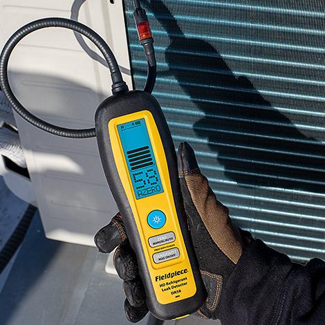 Air Conditioner Leak Detection