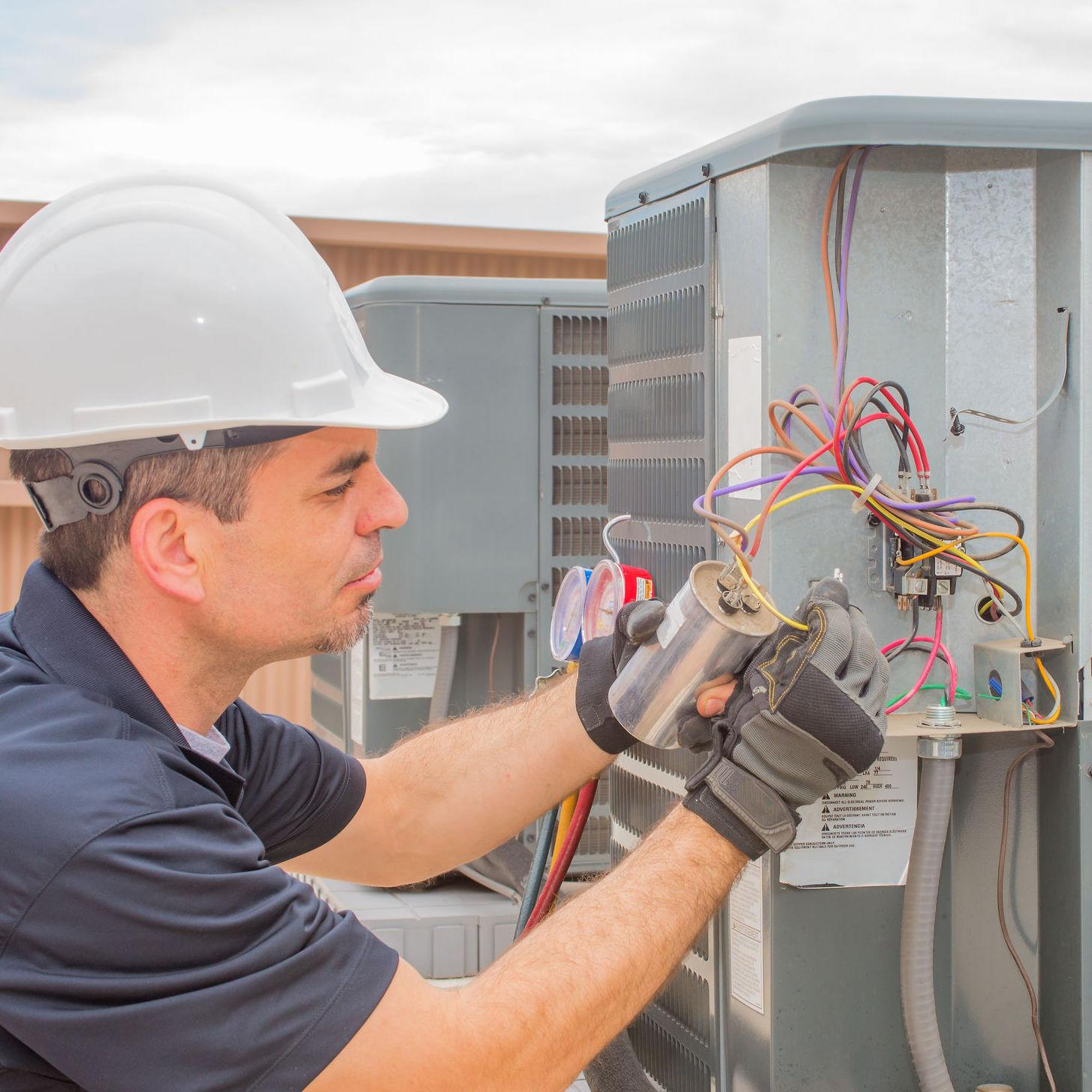 AC Blower repair & replace
