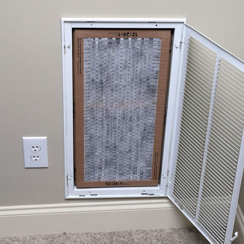 our hvac services include indoor air purification
