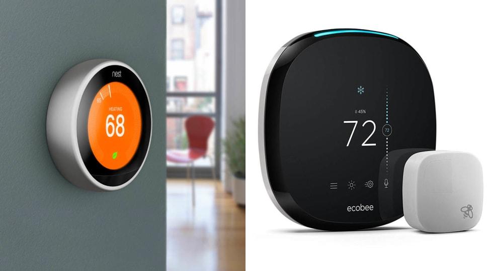 Nest vs. EcoBee