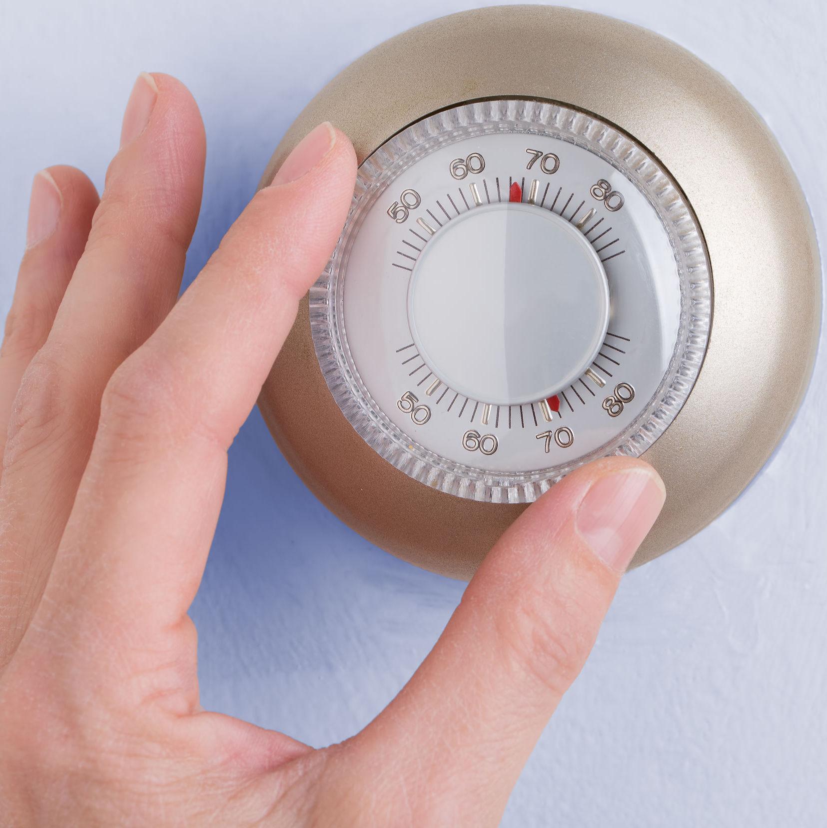 HVAC Thermostat Repair